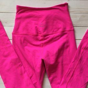 17724b2957053 Sale! Hot pink yoga pants